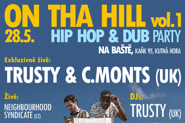 ON THA HILL volume 1 - HIPHOP & DUB PARTY